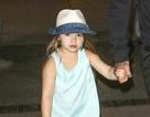 Con gái Beckham xinh như búp bê