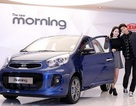 Kia giới thiệu Morning với phiên bản động cơ mới