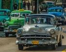 """Các hãng xe hơi lớn trên thế giới """"để mắt"""" tới thị trường Cuba"""