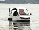 Philippines sản xuất xe ba bánh lội nước