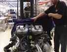 """""""Thăm"""" dây chuyền lắp ráp động cơ xe Bugatti Veyron"""