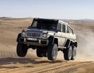 Mercedes ngừng sản xuất xe G63 AMG 6x6