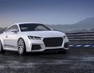 Audi bỏ trang bị số sàn trên xe TT-RS