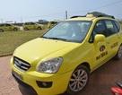 Lần đầu tiên đảo Lý Sơn có dịch vụ taxi