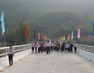 """Khánh thành cầu Mò O - nơi hơn 2.000 người từng """"đu dây"""" qua sông"""