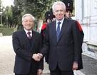 Nhất trí thúc đẩy mạnh mẽ quan hệ Việt Nam-Italy
