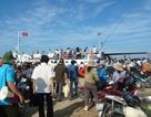 Hàng ngàn người du xuân trên quê hương Hải đội Hoàng Sa