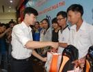 TPHCM: Đón 150 thí sinh hoàn cảnh khó khăn đi thi Đại học