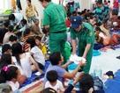 TPHCM: Cho học sinh tạm ngừng học để tránh bão số 13