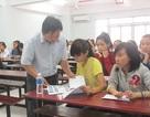 TPHCM: Chỉ hơn 50% thí sinh đến làm thủ tục thi Cao đẳng