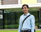 Nam sinh khiếm thị giành học bổng toàn phần đại học quốc tế