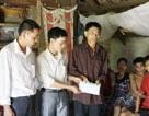 Hà Tĩnh: Gia đình cùng cực nơi miền sơn cước nhận quà nhân ái