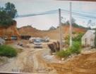 Núi Phù Lê - một di tích lịch sử quan trọng ở Hương Sơn đang bị tàn phá
