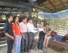 Hơn 100 triệu đồng tiếp tục đến với gia đình em Lê Thị Sen