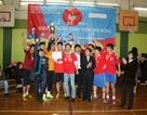 Sôi nổi ngày hội bóng đá của LHS Việt Nam tại Matxcova