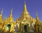 Ngắm vẻ đẹp lộng lẫy của ngôi chùa dát vàng nổi tiếng