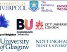 Học bổng Dự bị Đại học & Đại học Anh quốc