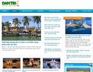 Báo Dân trí ra mắt chuyên trang Du lịch
