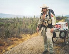 Người đàn ông đi bộ 32.000 km sau 15 năm vòng quanh thế giới