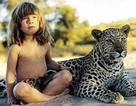 """Tuổi thơ hoang dã của """"cô bé người rừng"""" qua ảnh"""
