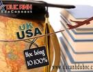 Phỏng vấn học bổng 10-100% học phí- du học Anh và Mỹ