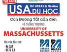 """""""Con đường tắt"""" đến hệ thống trường University of Massachussetts danh tiếng"""