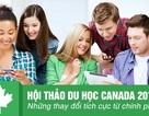 Du học Canada 2014 - Những thay đổi tích cực từ chính phủ