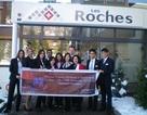 Hội thảo du học trường Les Roches (Thụy Sỹ) ngành quản trị khách sạn