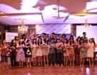 Phụ huynh và học sinh Summit ăn mừng kết quả xin học bổng Mỹ