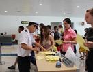 Gần 300 hành khách thực hiện kiểm dịch y tế khi từ Hàn Quốc về