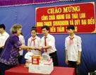 Công chúa Thái Lan thăm, tặng quà học sinh Ninh Bình