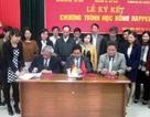 ĐH Quảng Bình: Ký kết chương trình học bổng Happel