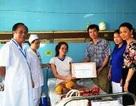 Giám đốc Sở Y tế trực tiếp thăm hỏi thai phụ mang thai 4 tự nhiên hiếm gặp