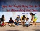 Quảng Bình: Phòng chống đuối nước cho học sinh