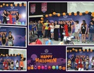 Lễ hội Halloween hoành tráng tại The American School!