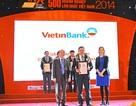VietinBank tiếp tục lọt vào Top 20 doanh nghiệp lớn nhất Việt Nam