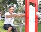 Hệ thống nhà thuốc Phano tặng máy tập thể dục cho cộng đồng