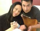 Cựu Hoa hậu Hồng Kông sinh con gái đầu lòng