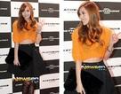 Jessica của nhóm SNSD sành điệu với áo hở bụng
