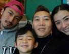 Ảnh đoàn tụ của gia đình Phong - Chi lại lên mạng