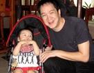 Ảnh hiếm con trai của Huy MC với vợ mới