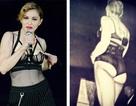 Madonna lại gây sốc với trang phục hở hang