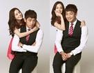 5 cặp tình nhân đáng ghen tị nhất xứ kim chi