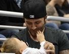 """Khoảnh khắc ngọt ngào của David Beckham và """"công chúa nhỏ"""""""