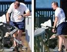 53 tuổi, cha đẻ của Lindsay Lohan bận rộn chăm con nhỏ