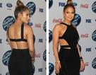 Lady Gaga làm cô dâu kỳ quái, Jennifer Lopez quá gợi cảm