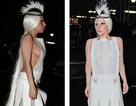 """Thời tiết âm độ, Lady Gaga vẫn mặc hở """"bạo"""""""