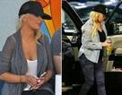 """""""Bà bầu"""" Christina Aguilera bắt đầu tăng cân"""