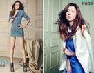 """""""Cô nàng ngổ ngáo"""" Jeon Ji Hyun khoe chân dài miên man"""