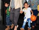 Cặp sinh đôi đáng yêu của Jennifer Lopez
